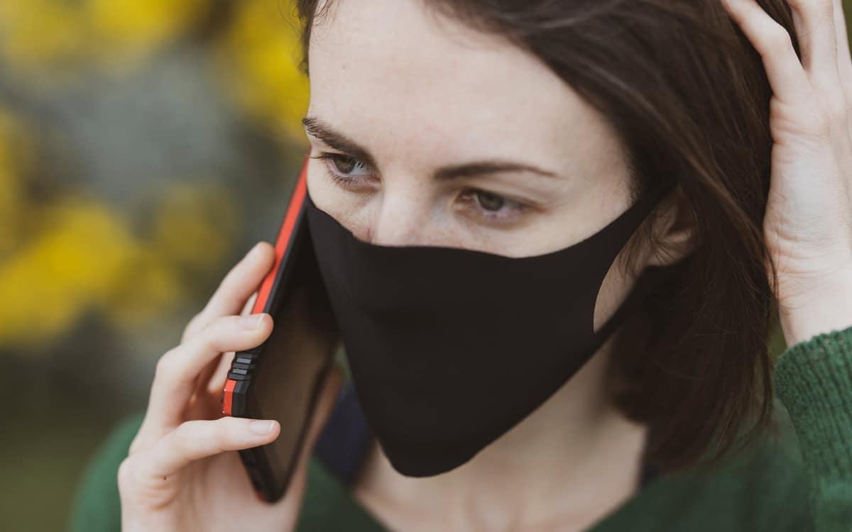 système reconnaissance faciale port du masque