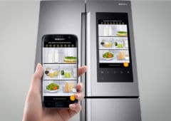 smart fridge samsung