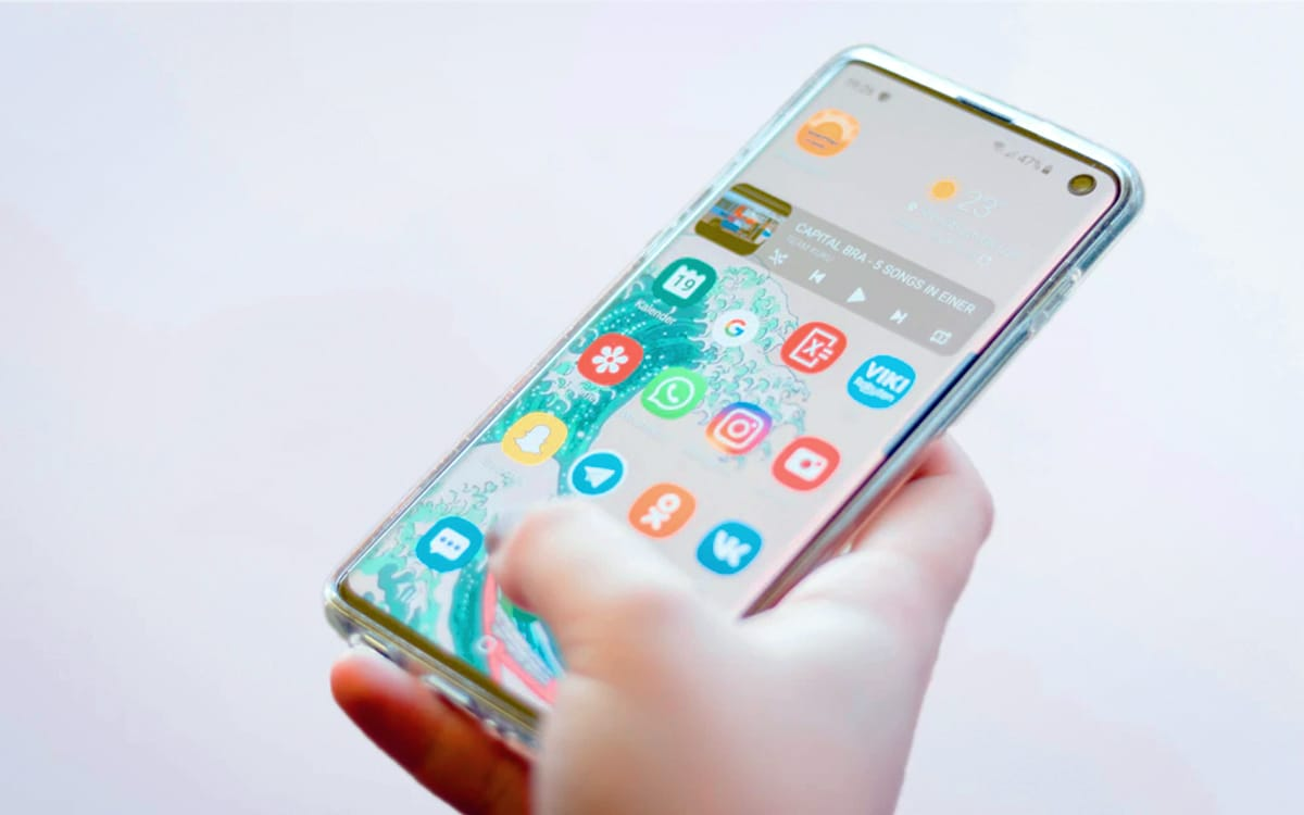 Smartphone Smasung