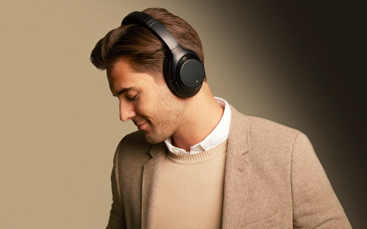 casque sony reduction bruit active