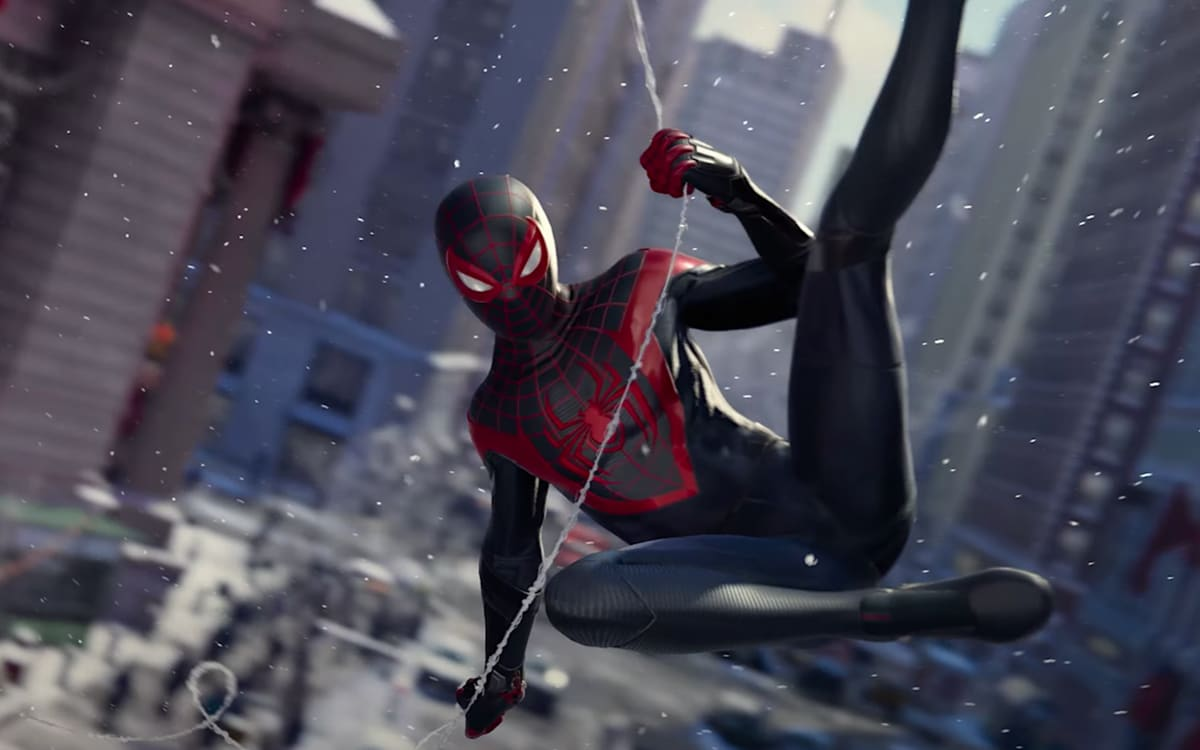 spiderman ps5 miles morales