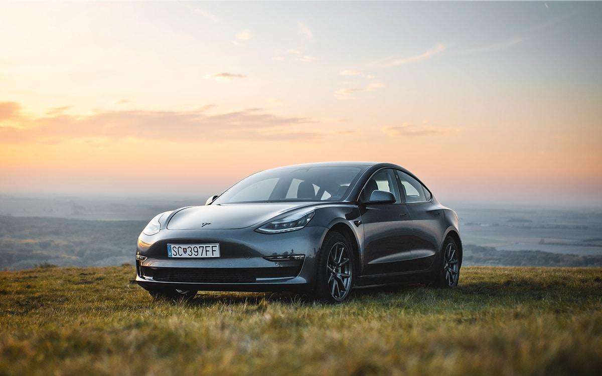 Tesla Model 3 perd 10% valeur en 3 ans