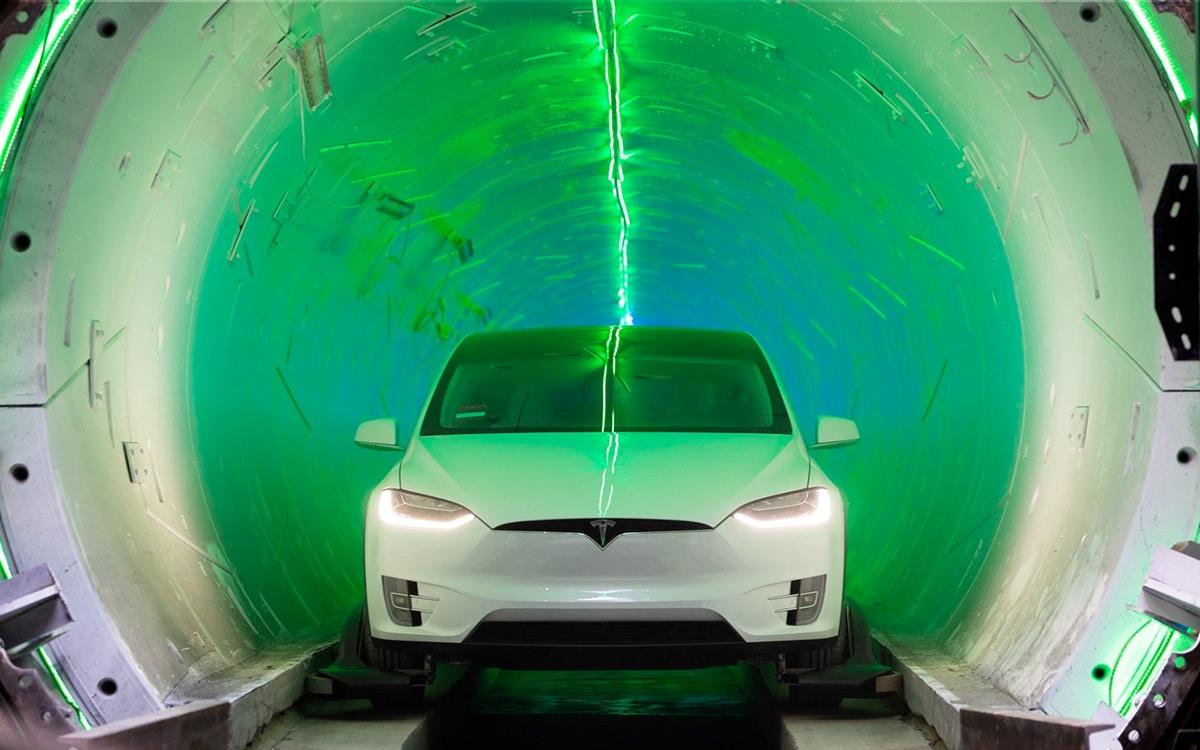 Tesla Tunnel