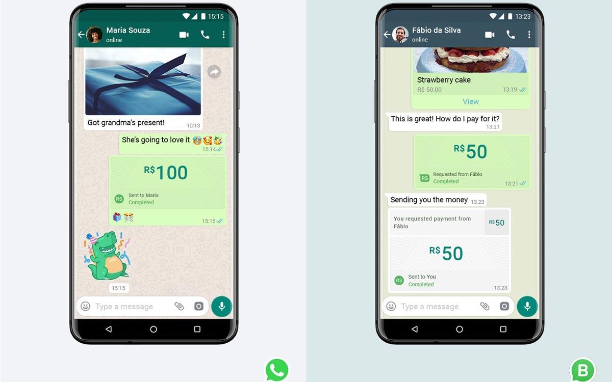 WhatsApp propose une solution de paiement intégrée