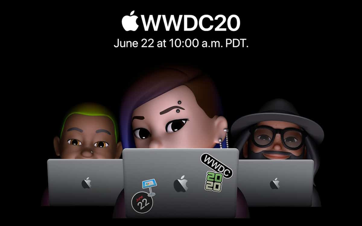 wwdc 2020 apple comment suivre direct