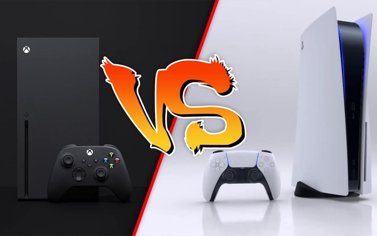 Comparatif PS5 et Xbox Series X