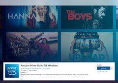 Amazon Prime Windows 10 Microsoft Store