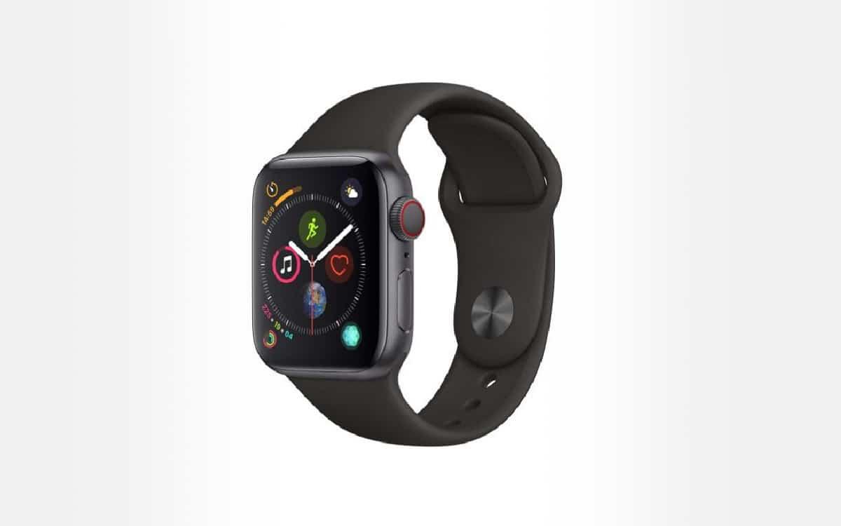 Apple Watch Series 4 Cellular 40 mm bracelet sport
