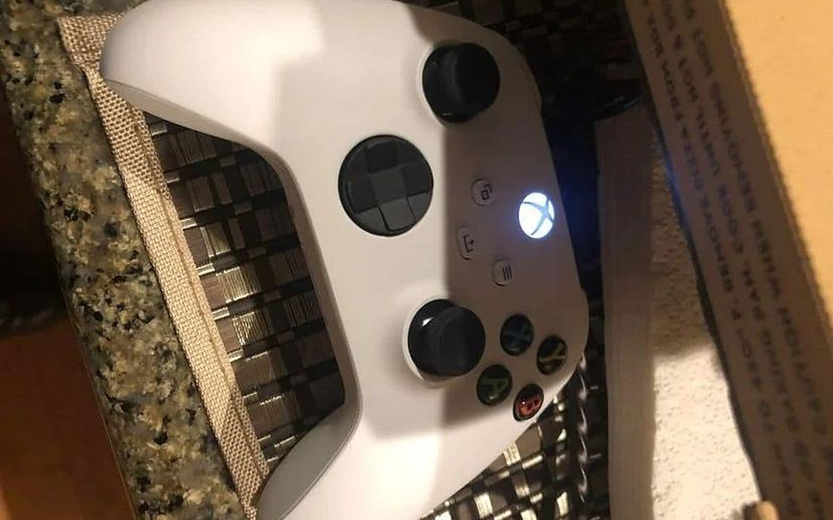 Xbox Series S manette