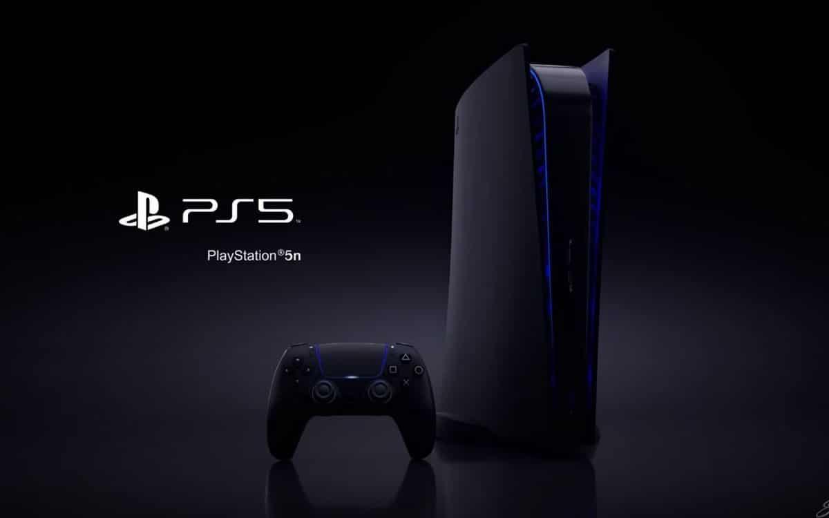 La PS5 noire
