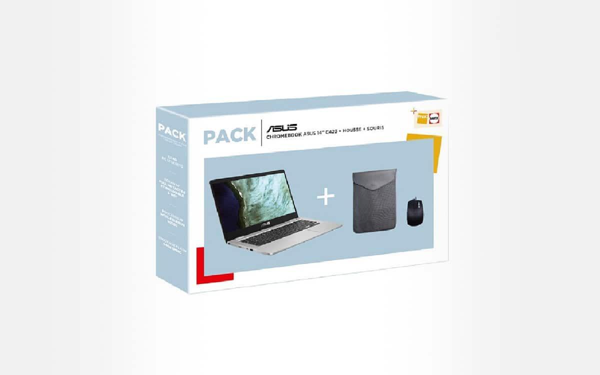 Chromebook Asus 14 C423