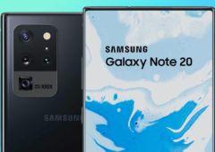 Galaxy Note 20 ecran 120 hz