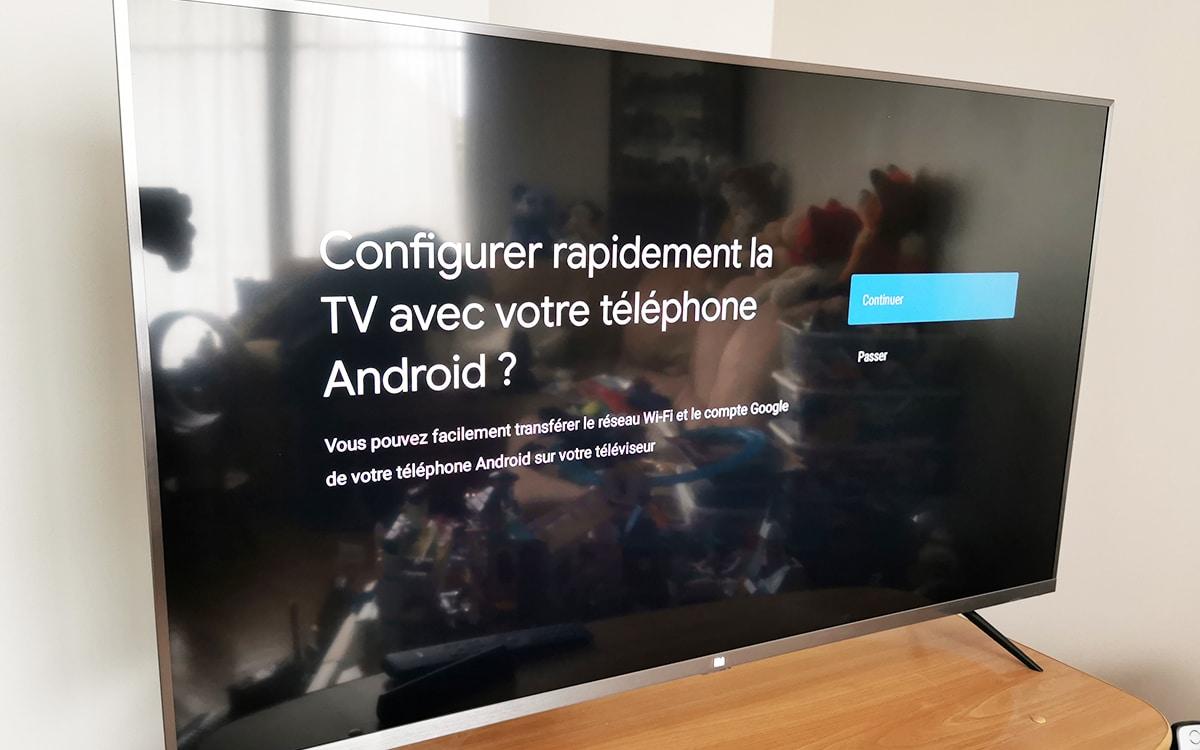 Xiaomi Mi TV 4S configuration