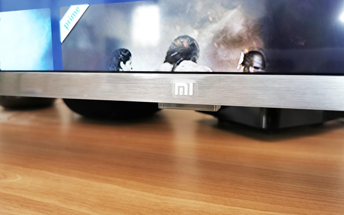 Xiaomi Mi TV 4S Logo