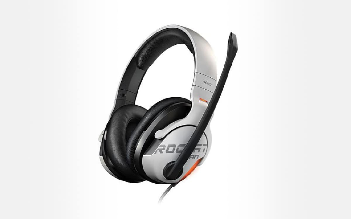 Micro-casque Gaming Roccat Khan Aimo