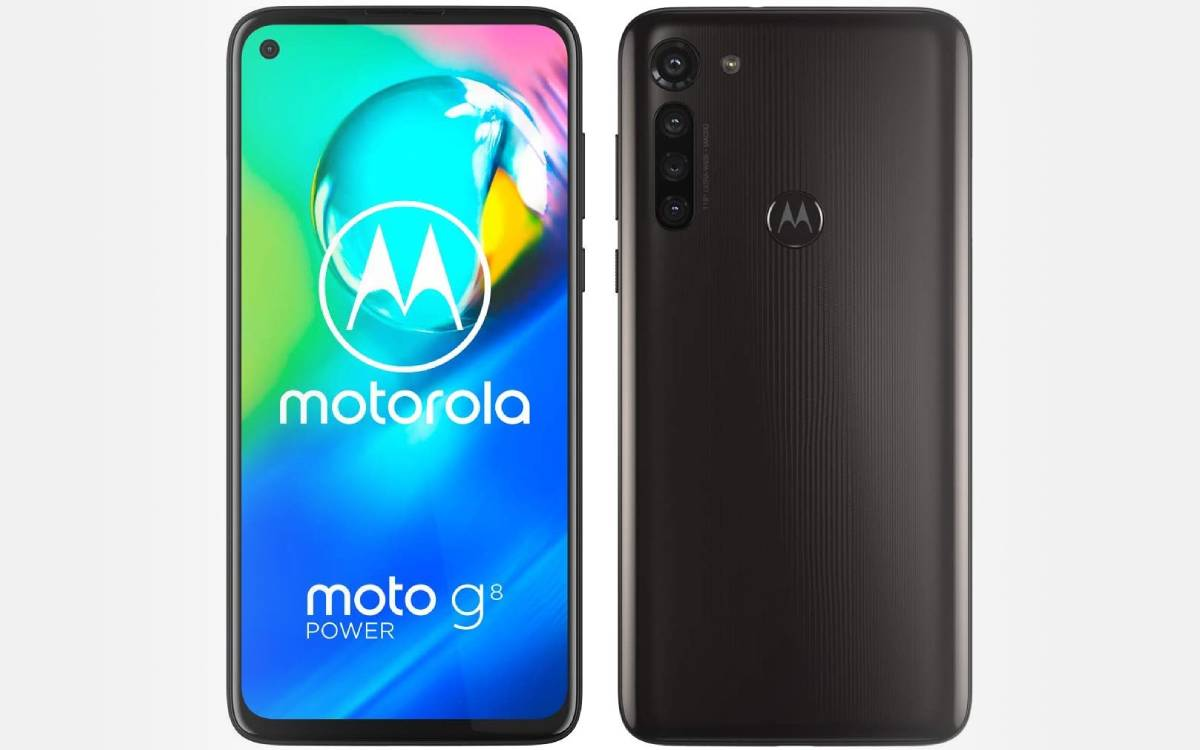 Motorola G8 Power pas cher