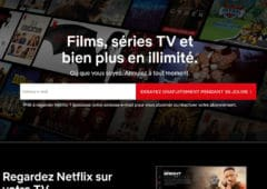 Netflix 30 jours gratuits