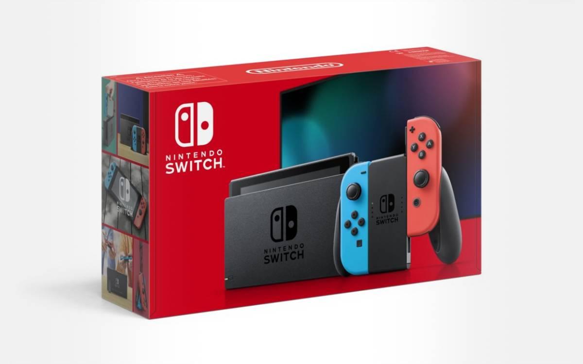 console Nintendo Switch pas chère