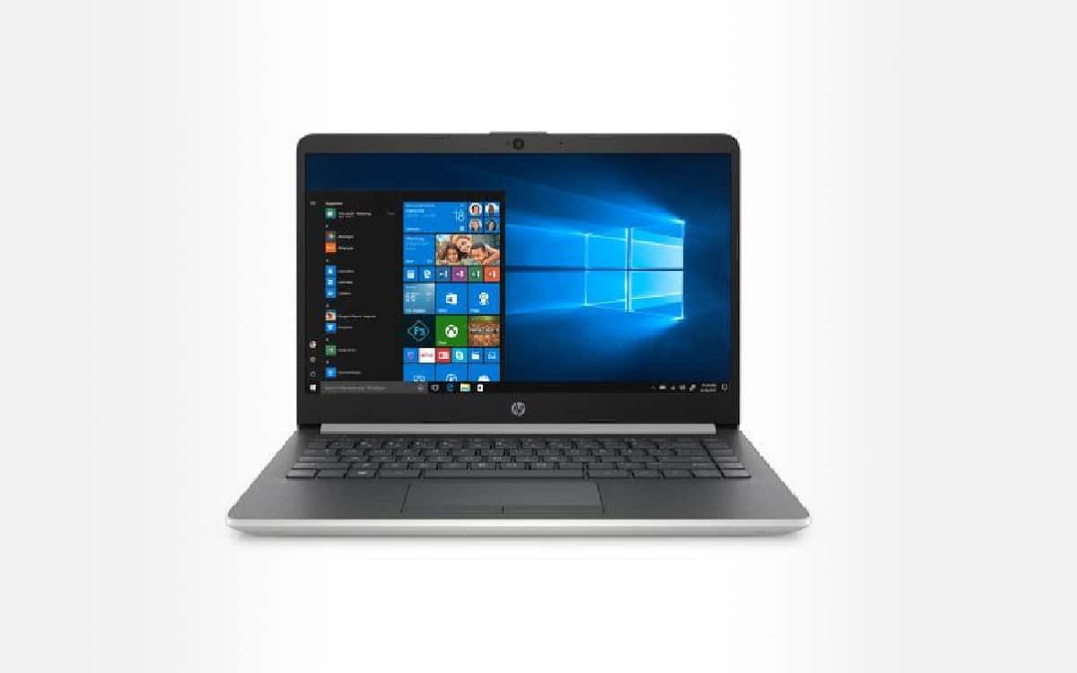 PC portable HP 14-dk0051nf