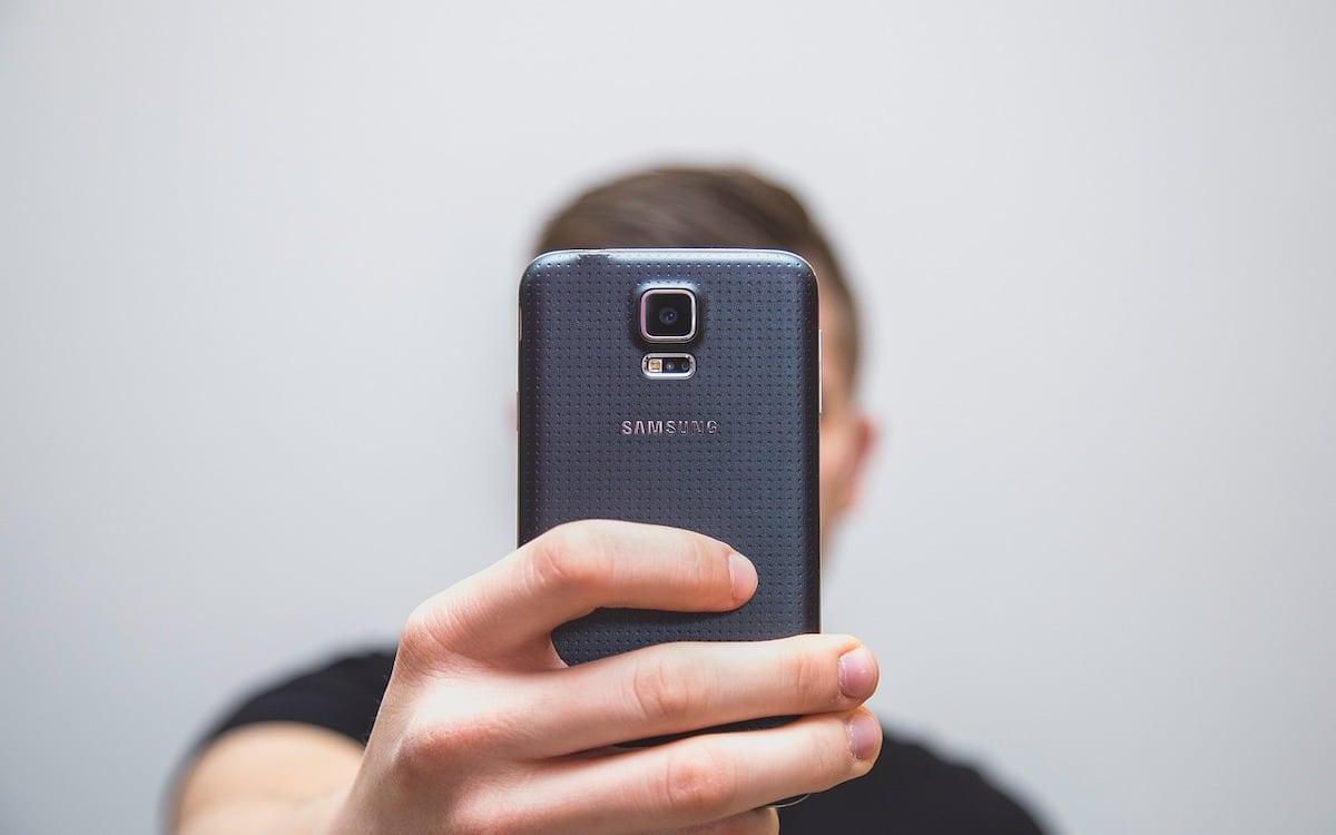 Photo Selfie Samsung