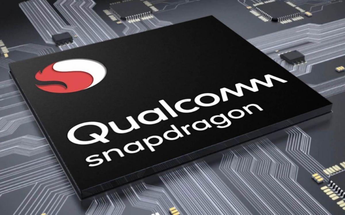 Un processeur Qualcomm Snapdragon
