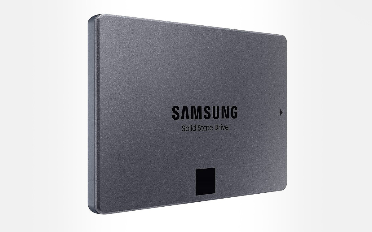 SSD interne Samsung 860 QVO 1 To