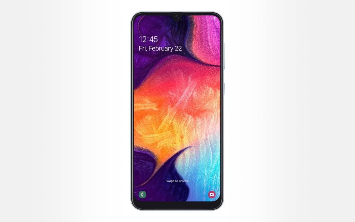 Samsung Galaxy A50 pas cher