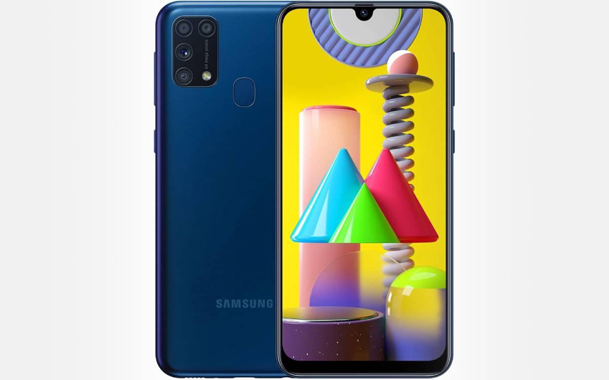 Samsung Galaxy M31 pas cher