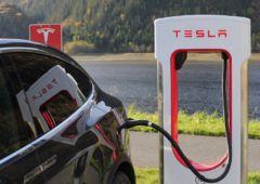 Voiture Electrique Tesla Model X
