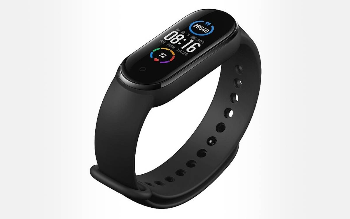 cheap Xiaomi Mi Band 5 bracelet