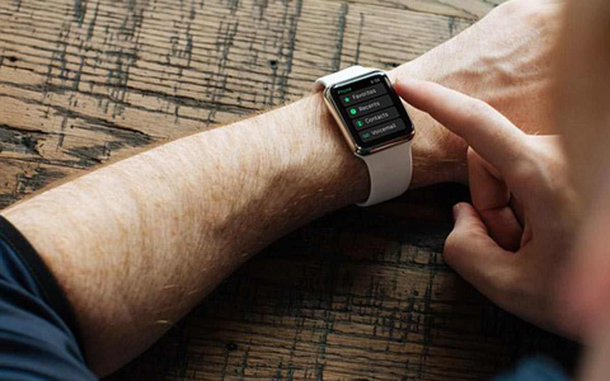Apple Watch : covid-19
