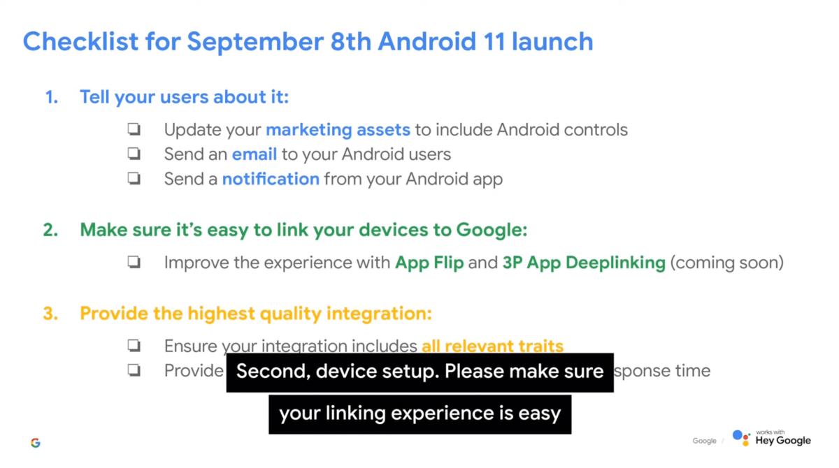 Android 11 date de lancement