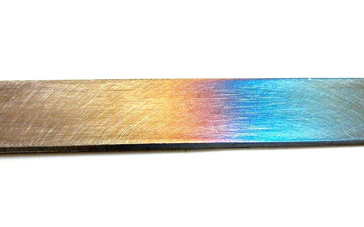 couleurs acier