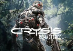 crysis remastered lancement switch