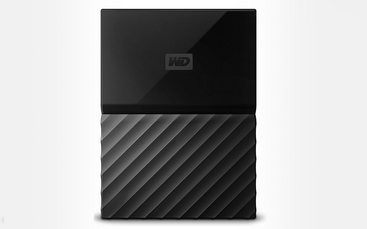 disque dur WD mypassport