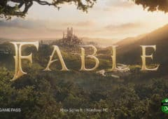 fable xboxseriesx annonce