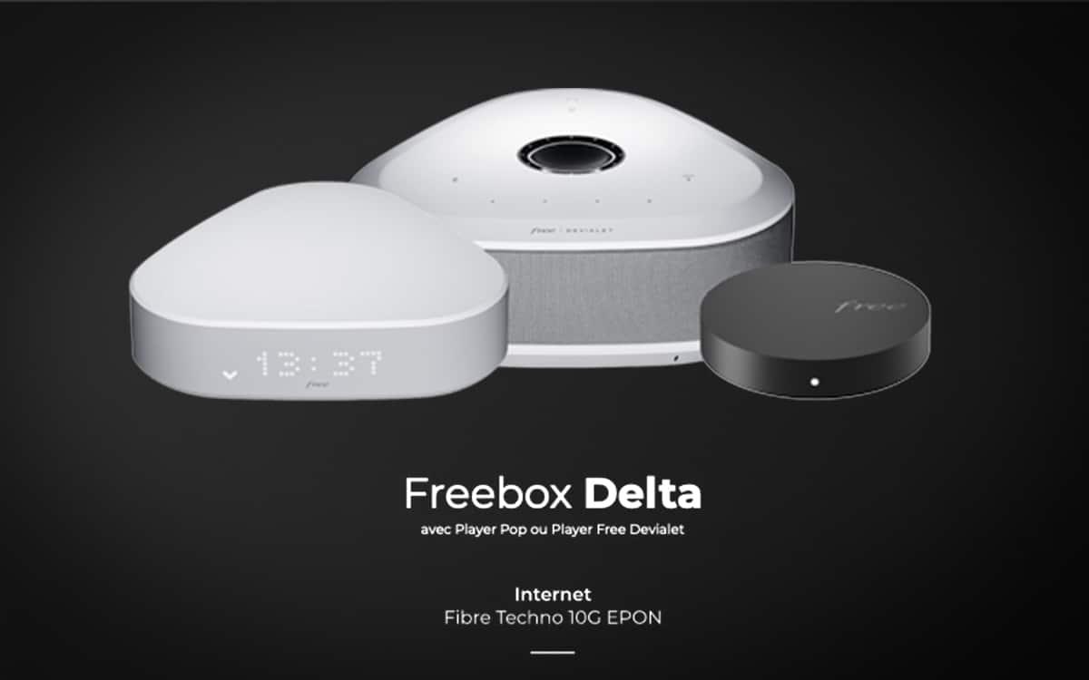 Freebox Delta Pop