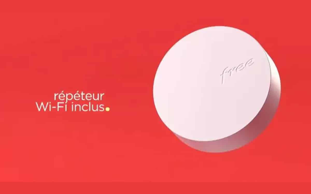 freebox pop répéteur
