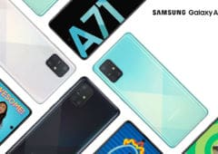 galaxy a72 stabilisation image optique