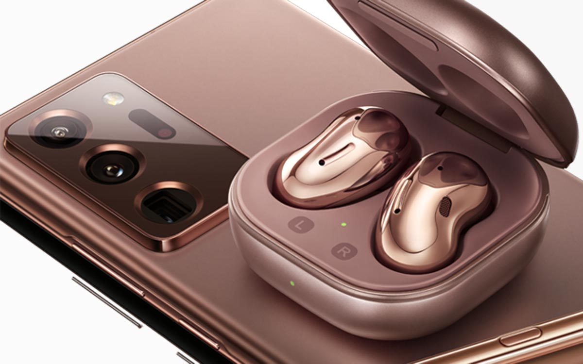 Samsung Galaxy Note bronze