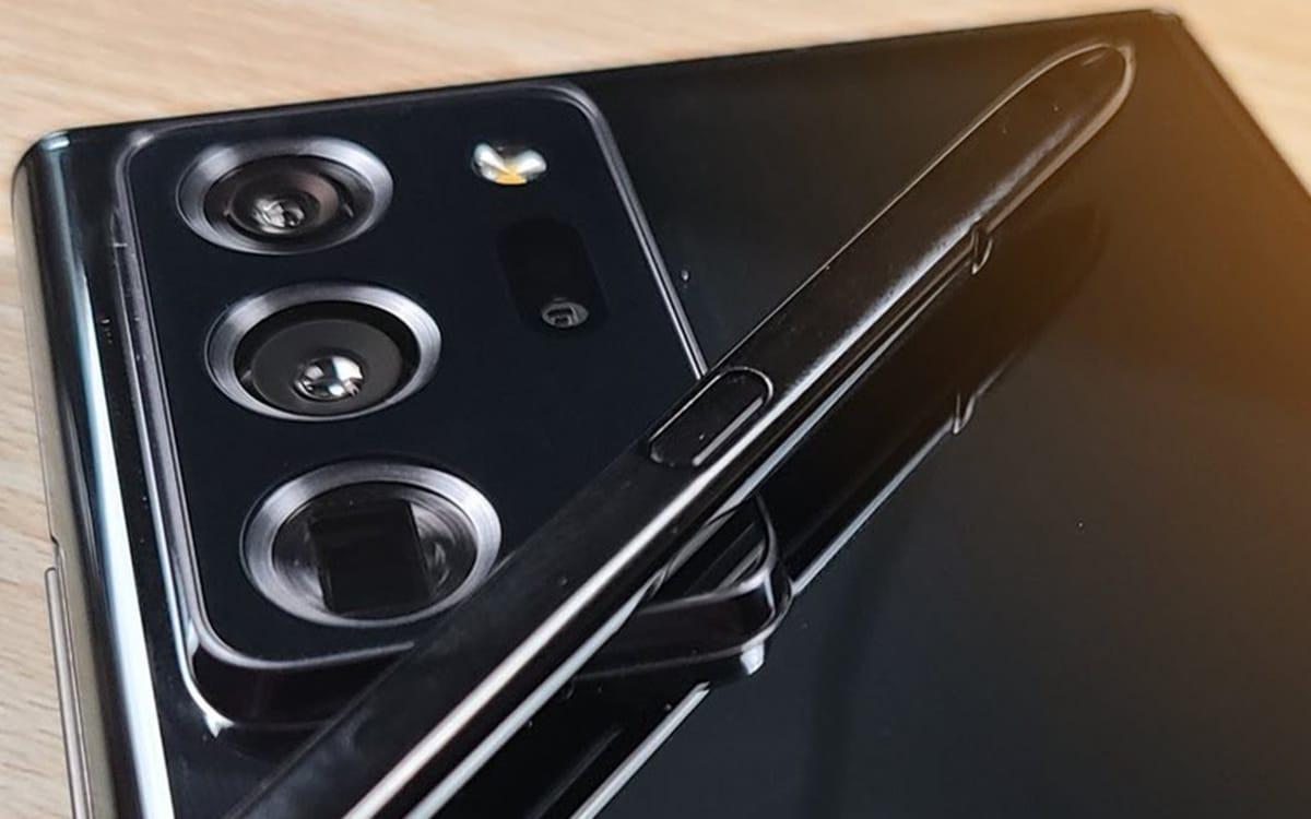 galaxy note 20 ultra nouveautés appareil photo