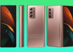 galaxy z fold 2 images presse officielles