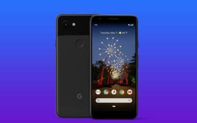 google arret vente pixel 3a