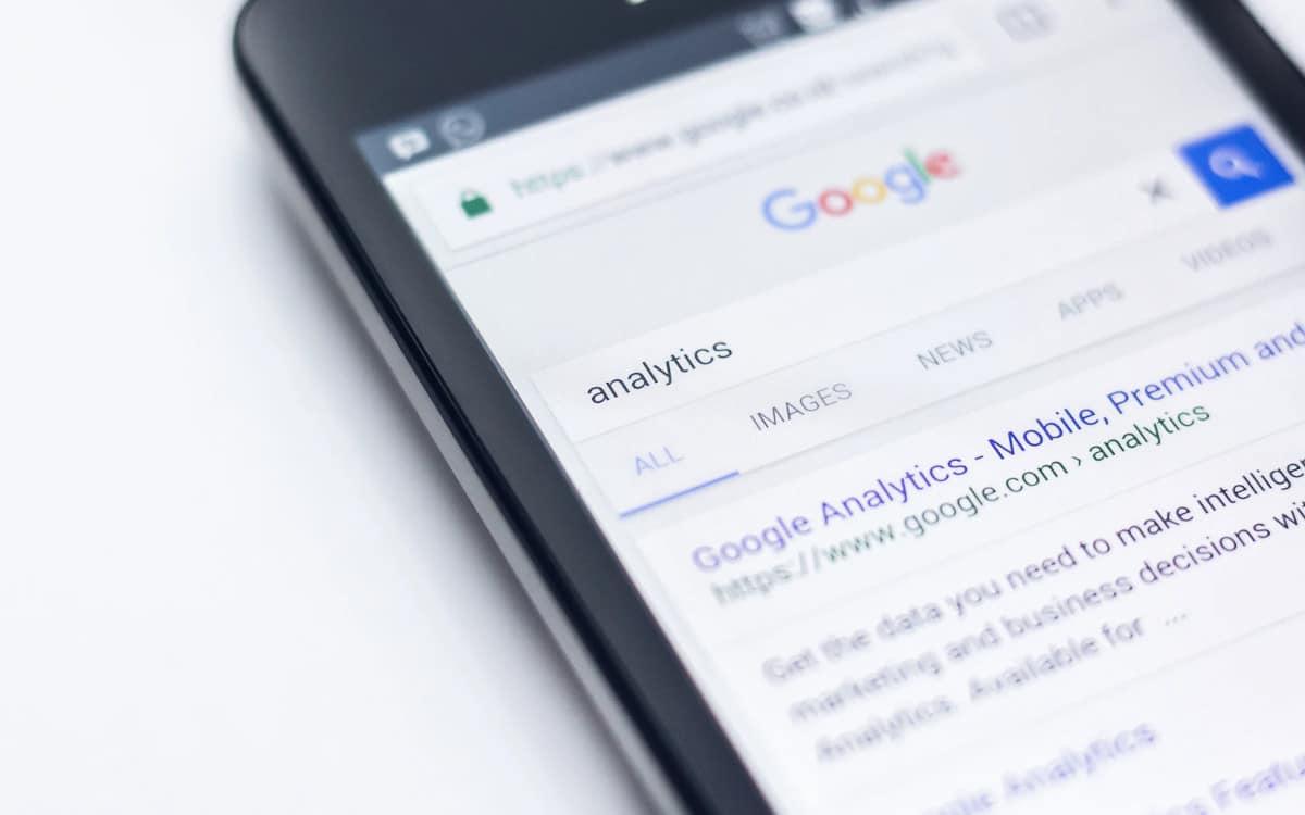 google enquete australie