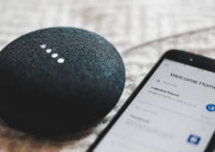 google home prise connectee