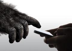 gorilla glass victus lancement