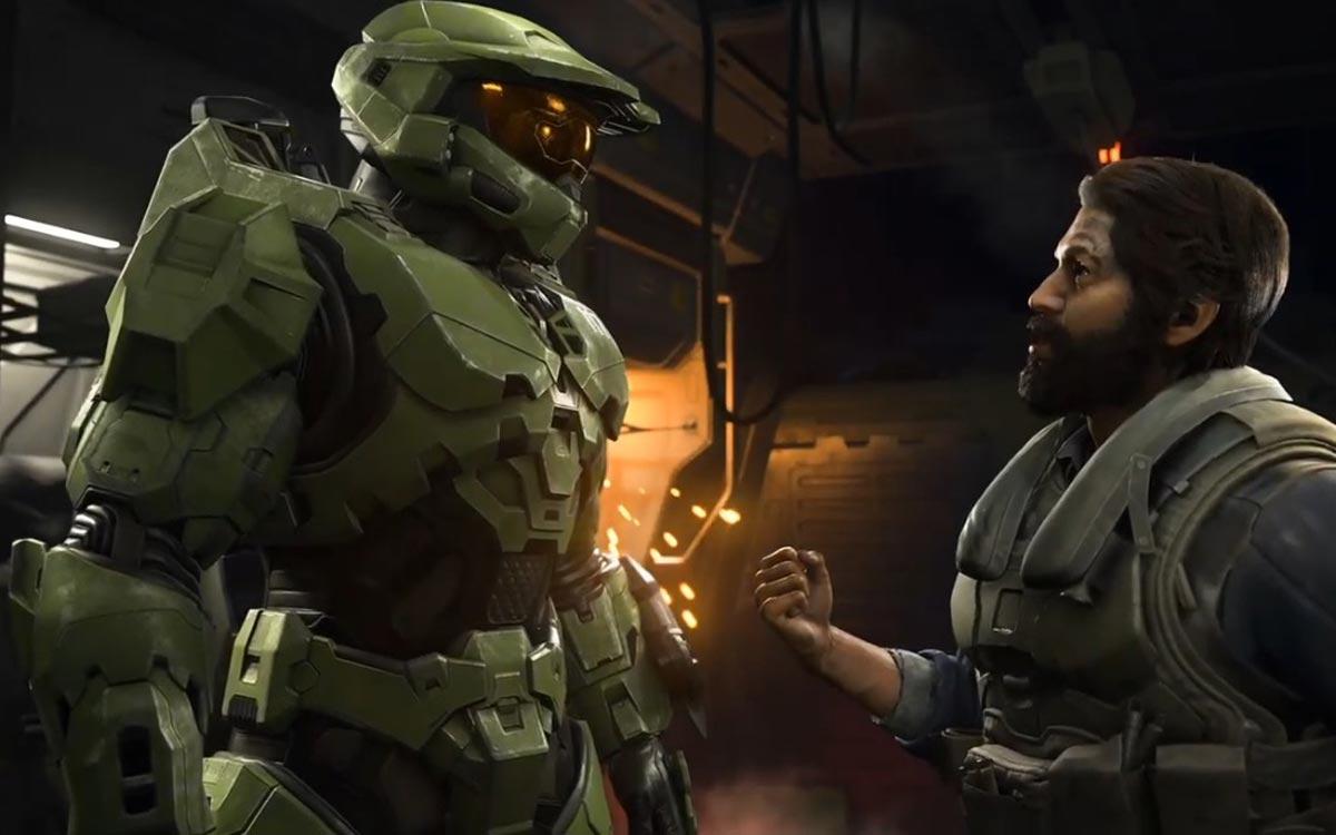 Halo Infinite sur Xbox Series X