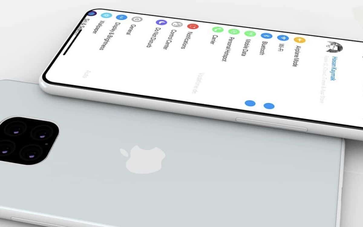 iPhone 13 concept