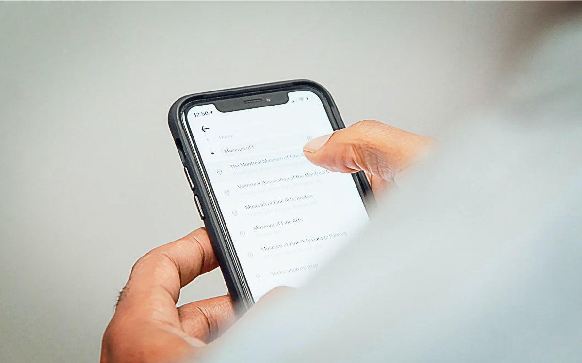 iPhone espionnage presse-papier