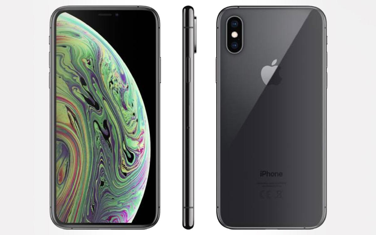 iPhone XS 256 Go